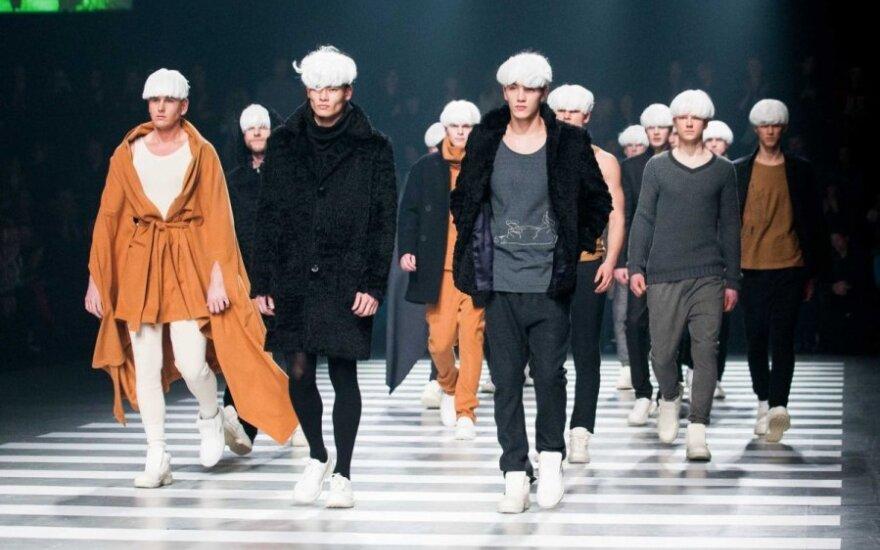 Dizainerė L. Larionova laimėjo stendą Paryžiaus parodoje WHO'S NEXT