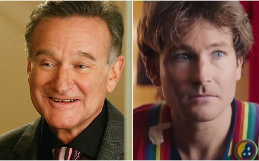 Robinas Williamsas ir Jamie Costa / Foto: Vida Press, Youtube