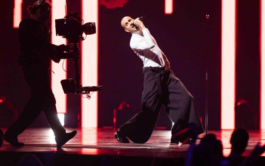 """Trumpalaikės šlovės kalvė: jeigu ir laimėsime """"Euroviziją"""", tai netyčia"""