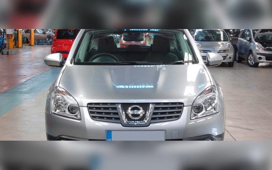 Šiemet naujų automobilių pardavimas išaugo dvigubai