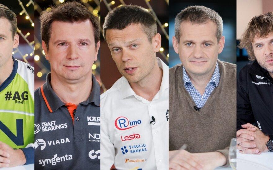 Arūnas Gelažninkas, Antanas Juknevičius, Vaidotas Žala, Balys Bardauskas, Benediktas Vanagas