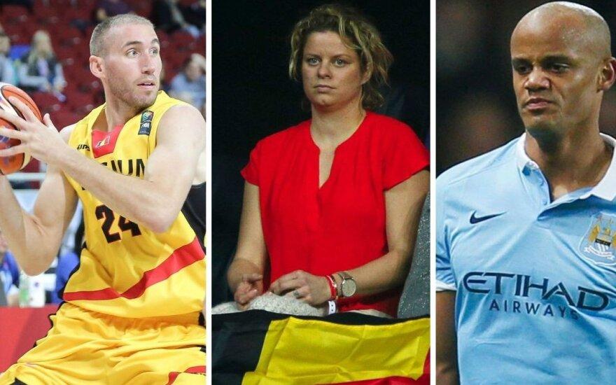 Teroro aktų sukrėstos Belgijos sporto žvaigždės: kas blogai su šiuo pasauliu?