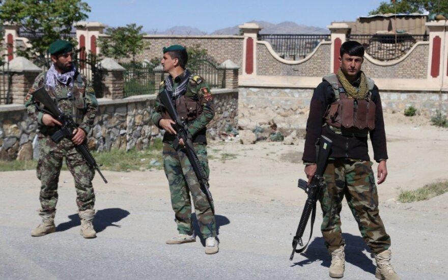 Afganistano saugumo pajėgos