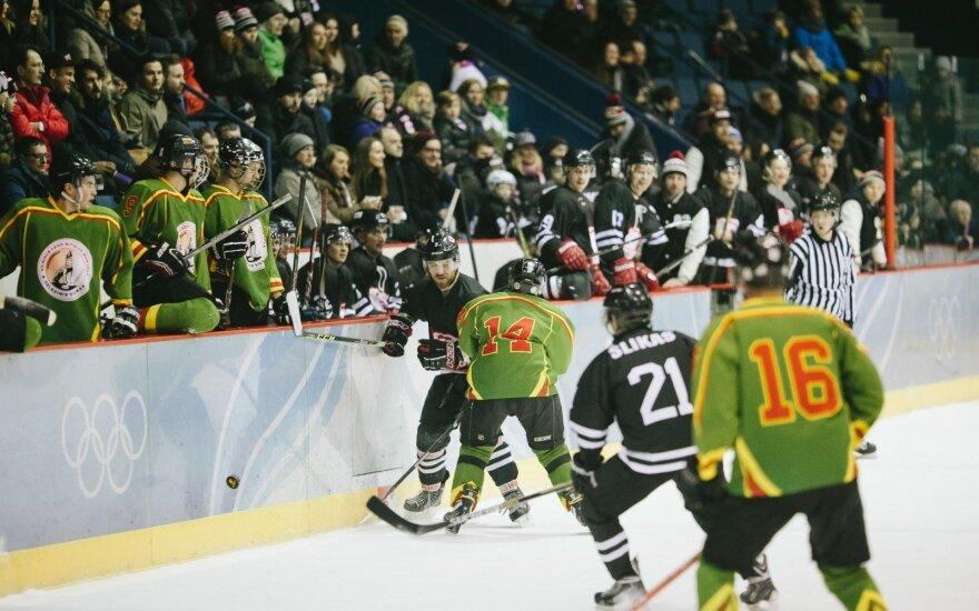 """Vilniaus """"Hockey Punks"""" – Vilniaus """"Geležinis Vilkas"""""""