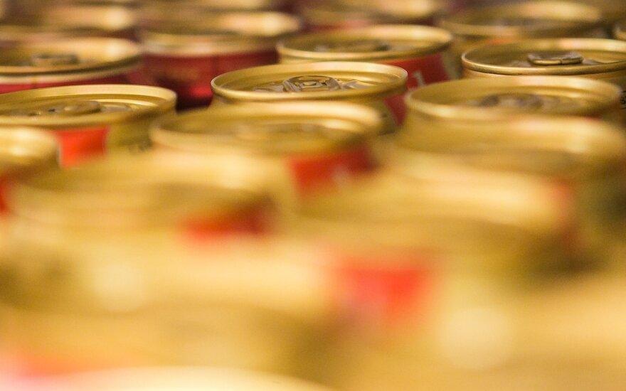 Lietuvoje alkoholiu prekiauja perpus mažiau taškų, nei skelbiama