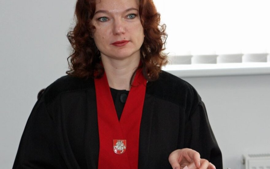 prokurorė Lilija Balaišienė