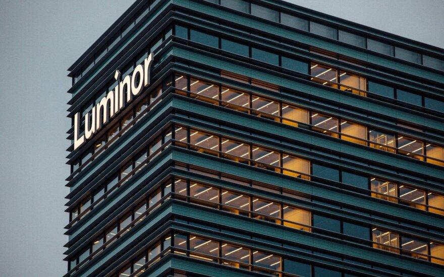 """""""Luminor"""" Baltijos šalyse pirmąjį ketvirtį uždirbo 6 mln. eurų pelno"""