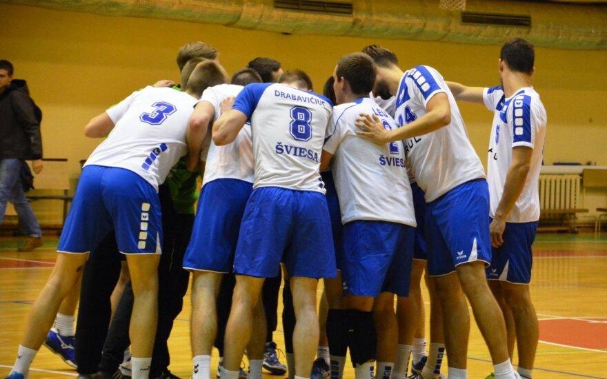 """Vilniaus HC """"Šviesa"""" (G. Mačiulaičio nuotr.)"""
