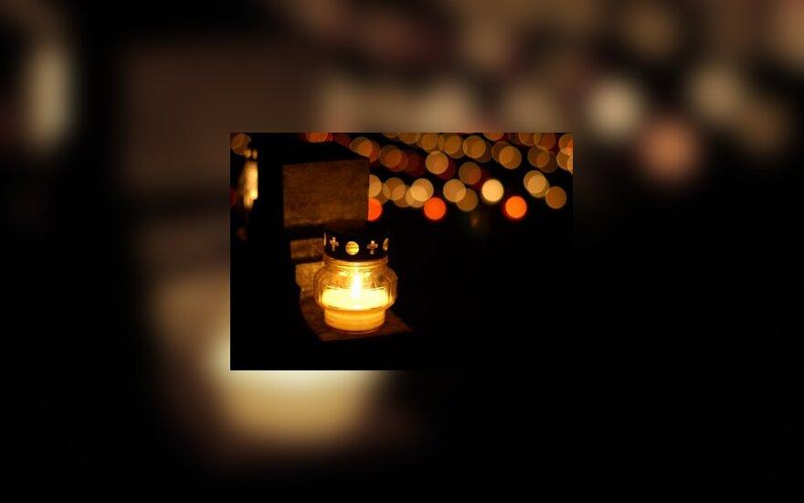 Žvakė, liepsna