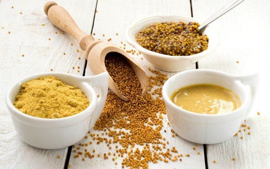 3 garstyčių panaudojimo būdai virtuvėje: dera ne tik su dešrelėmis