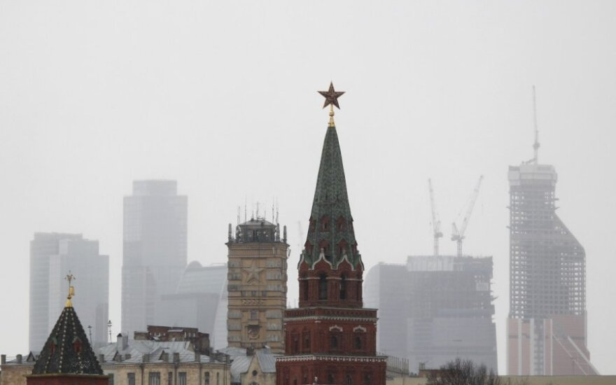Pagrobtasis Estijos saugumo tarnybos pareigūnas nuvežtas į Maskvą