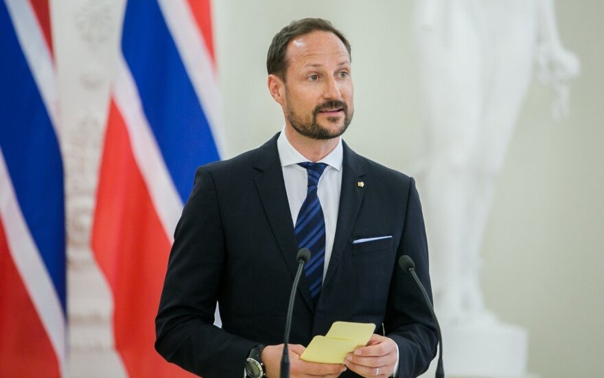 Crown Prince Haakon of Norway