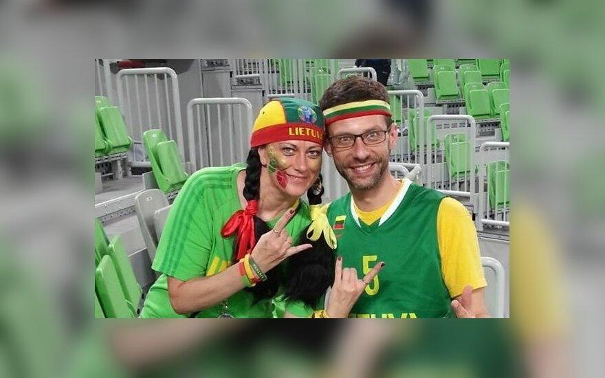 Sirgaliaus dienoraštis: nėra kitos tokios krepšinio tautos pasaulyje
