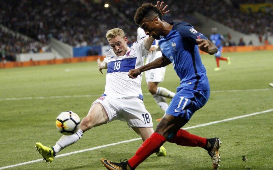 Atrankos rungtynės Prancūzija – Liuksmeburgas
