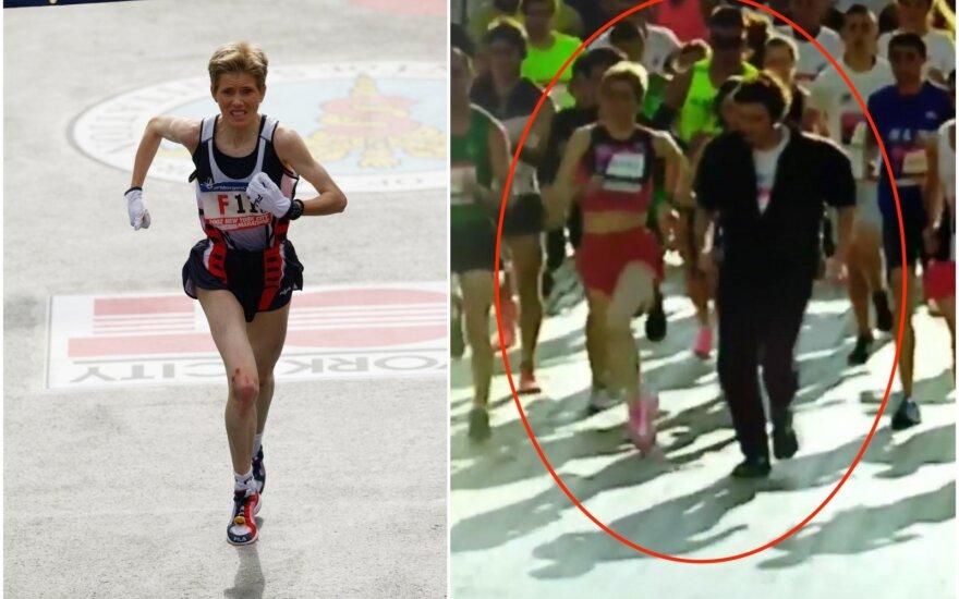 Olivera Jevtič nukentėjo per Sofijos maratoną