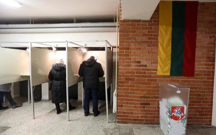 Per rinkimus ir referendumus gegužę – iki penkių dienų ištęstas išankstinis balsavimas