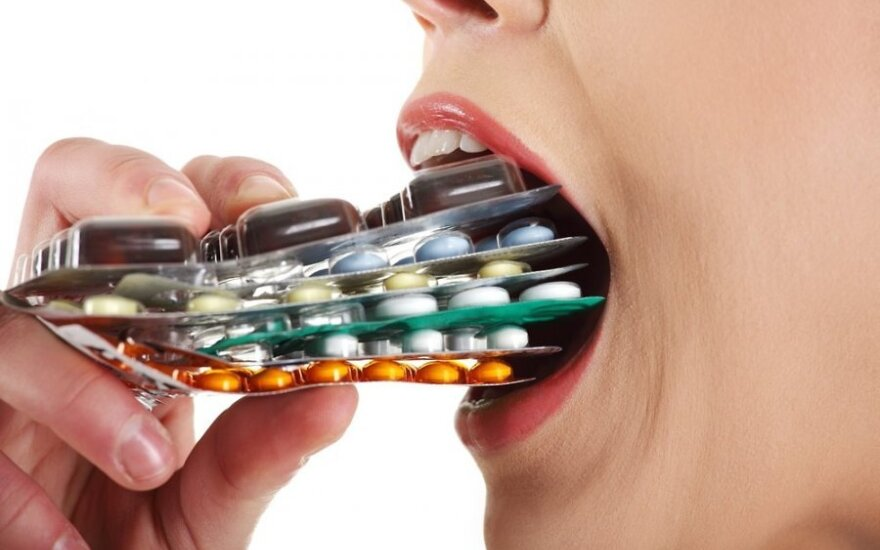 """Keisčiausias vaistų poveikis <sup><span style=""""color: #ff0000;"""">seksualinė priklausomybė, alkis</span></sup>"""
