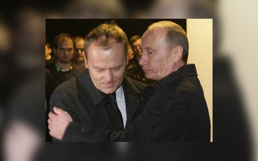 Č.Iškauskas. Ar prasidėjo Rusijos ir Lenkijos suartėjimas?