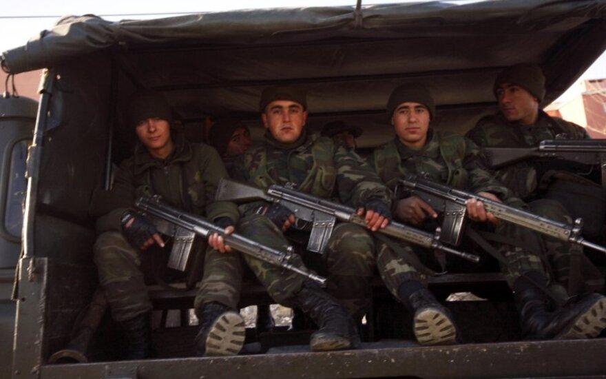 Turkų kariai