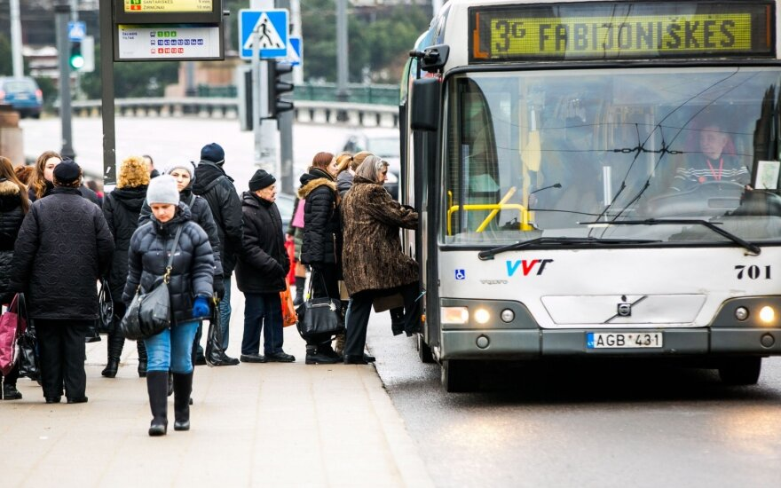 Kelionė viešuoju transportu išgąsdino: vairuotojas peržengė padorumo ribas