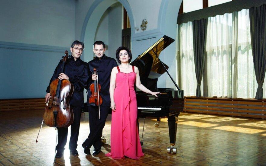 Khachaturian trio iš Armėnijos
