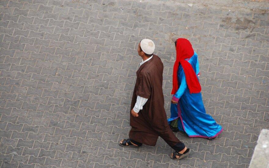 Pietų Prancūzijoje pažinti musulmonai kardinaliai pakeitė merginos požiūrį