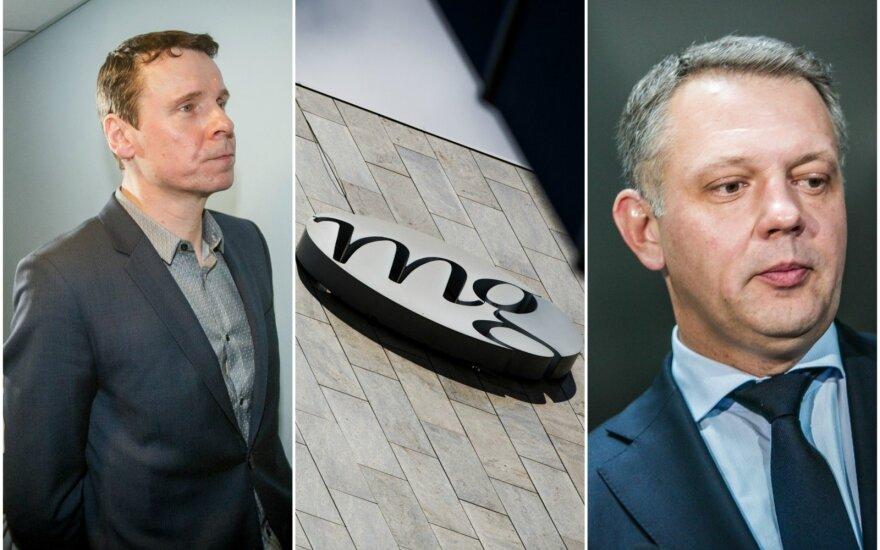 """""""MG Baltic"""" byla perduodama teismui, Darius Mockus ją vadina politizuota"""