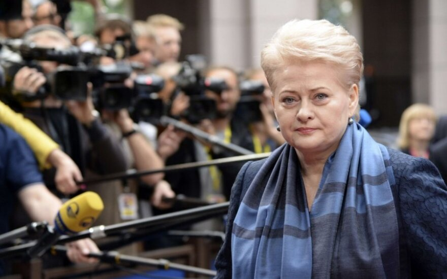 President Grybauskaitė elected chairwoman of the Council of Women World Leaders
