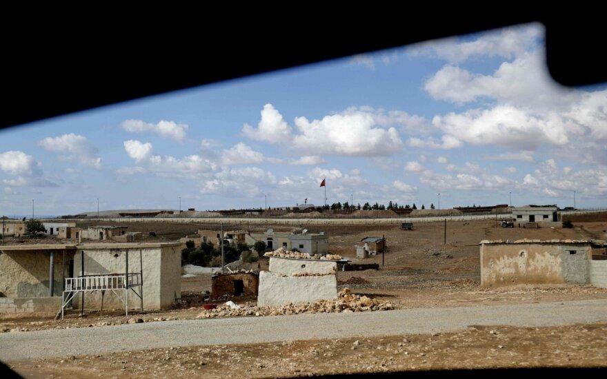Sirijos paliaubų zonoje per režimo ataką žuvo 22 sukilėliai