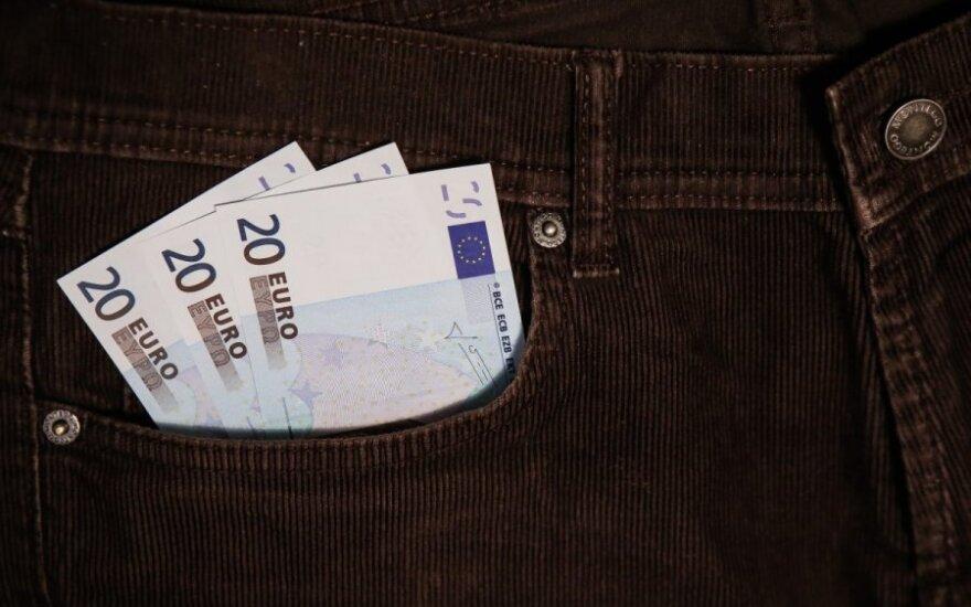 Sausį Vokietijos įmonės sulaukė mažiau užsakymų, nei tikėtasi