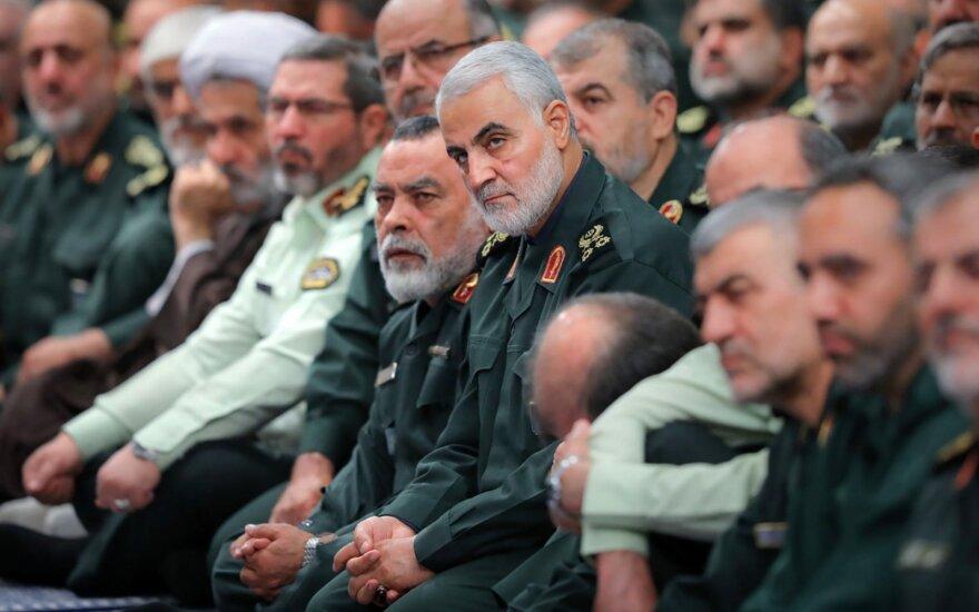 Po Soleimani nužudymo – šiurpūs Irano grasinimai