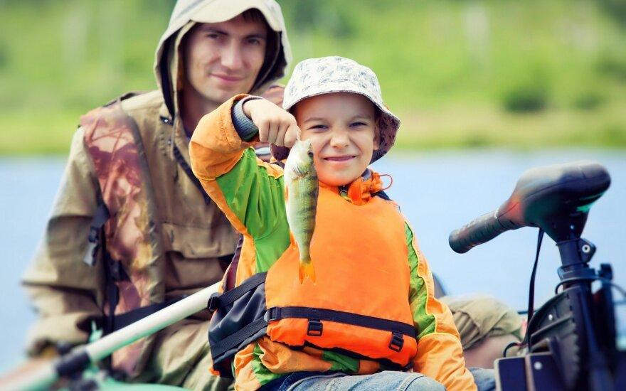 Žvejai ir ešerys