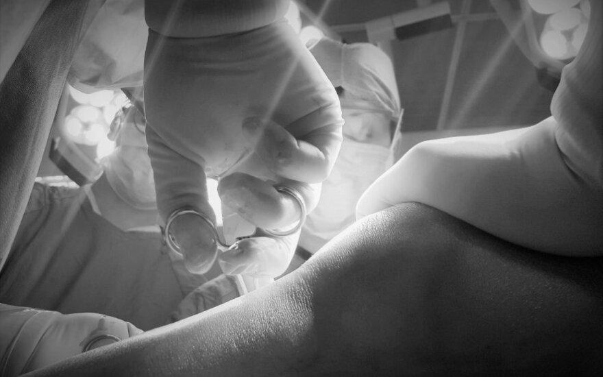 Inkstų persodinimo operacija, asociatyvi nuotr.