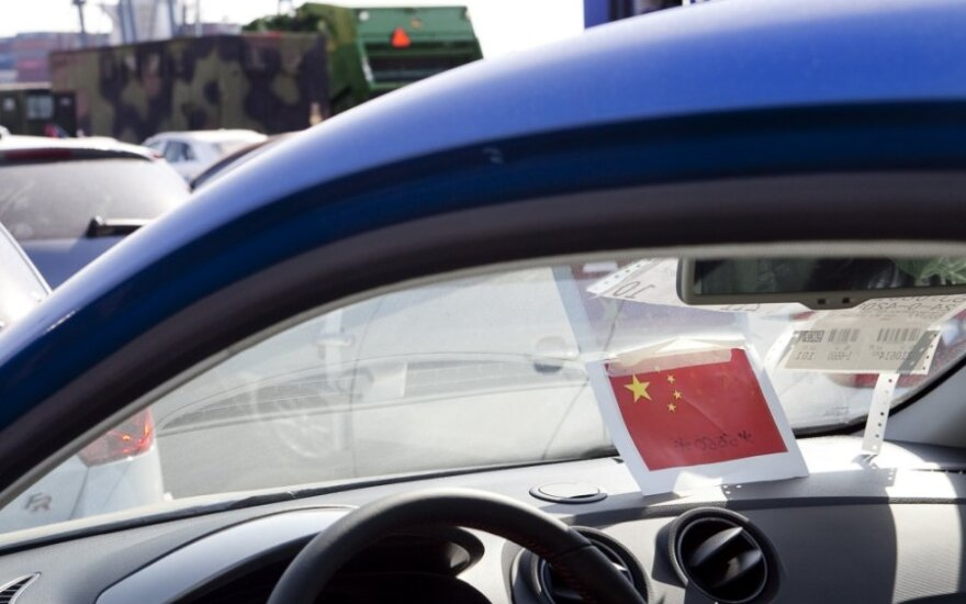 Kinijos automobilis