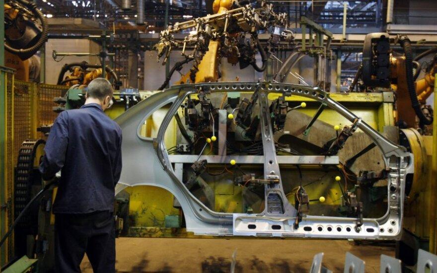 Pagrindinio Rusijos automobilių gamintojo pardavimai šiemet išaugo 18 proc.