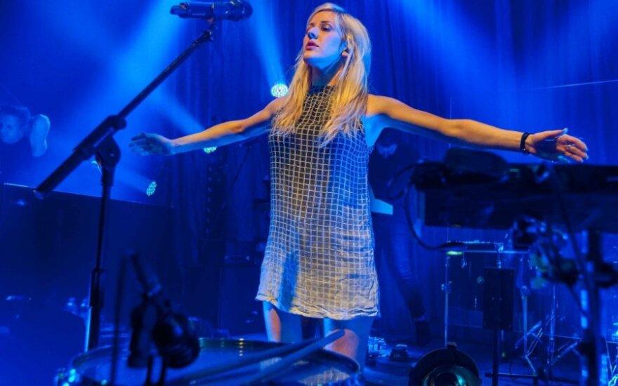 Ellie Goulding koncertas