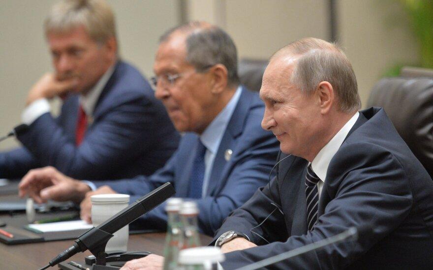 V. Putinas, S. Lavrovas