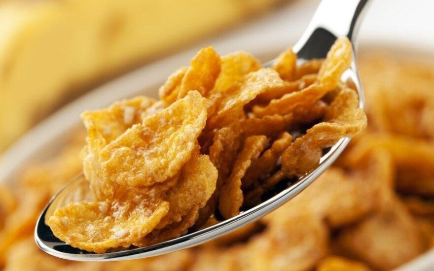 Sveiko maisto mitai, kuriais esame įpratinti tikėti