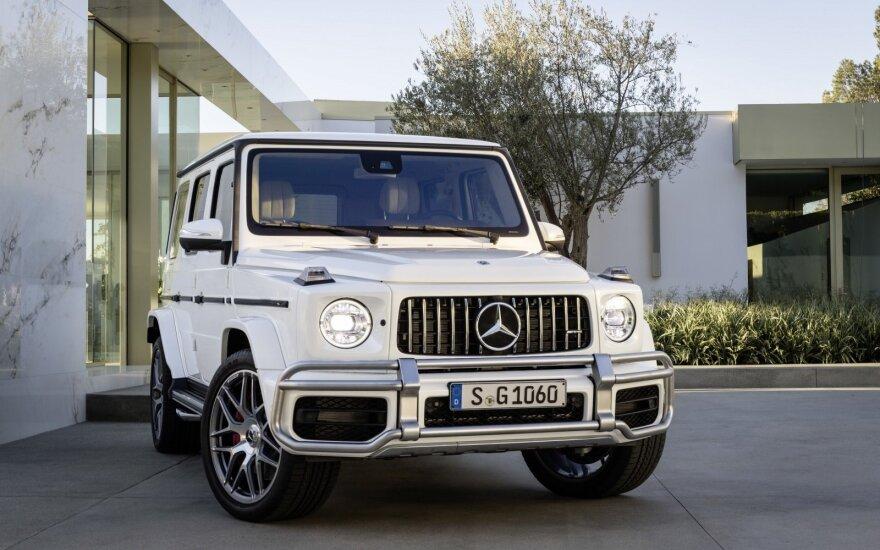 """Mercedes-AMG G63"""