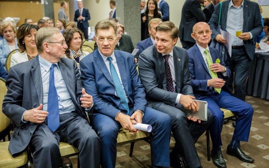 Socialdemokratų prezidiumas baigtas: susitarimo nebus