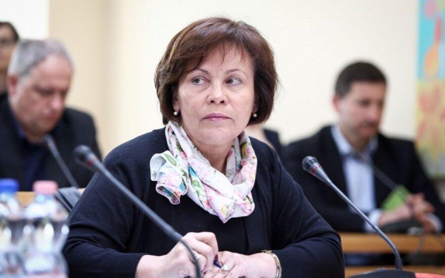 R. Juknevičienė. Kariuomenė nebuvo mažinama per D. Grybauskaitės kadenciją