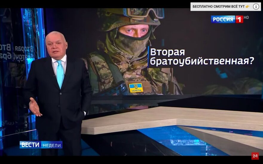 Kodėl Kremlius kursto karo ugnį ir kuo tai gali baigtis: tokios įtampos pasienyje nebuvo nuo 2014-ųjų
