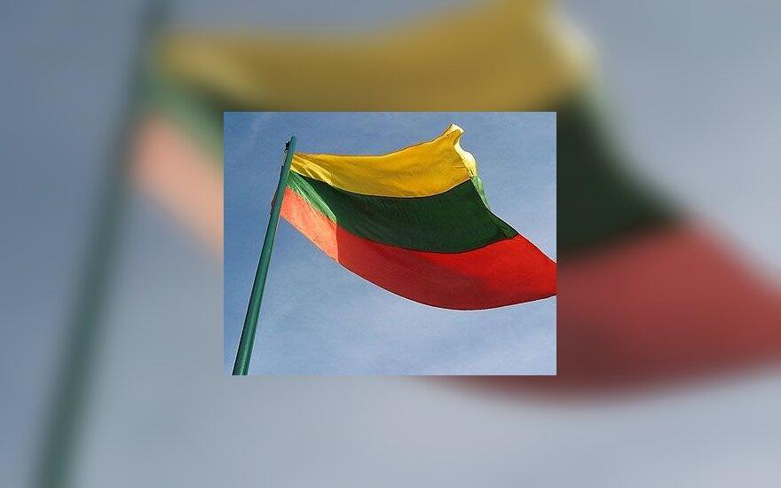 Lietuvos vėliava, trispalvė