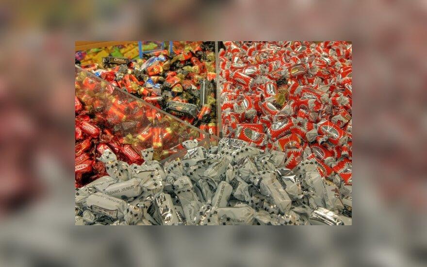 """""""Vilniaus pergalės"""" saldainių fabrike išsiliejo amoniakas"""