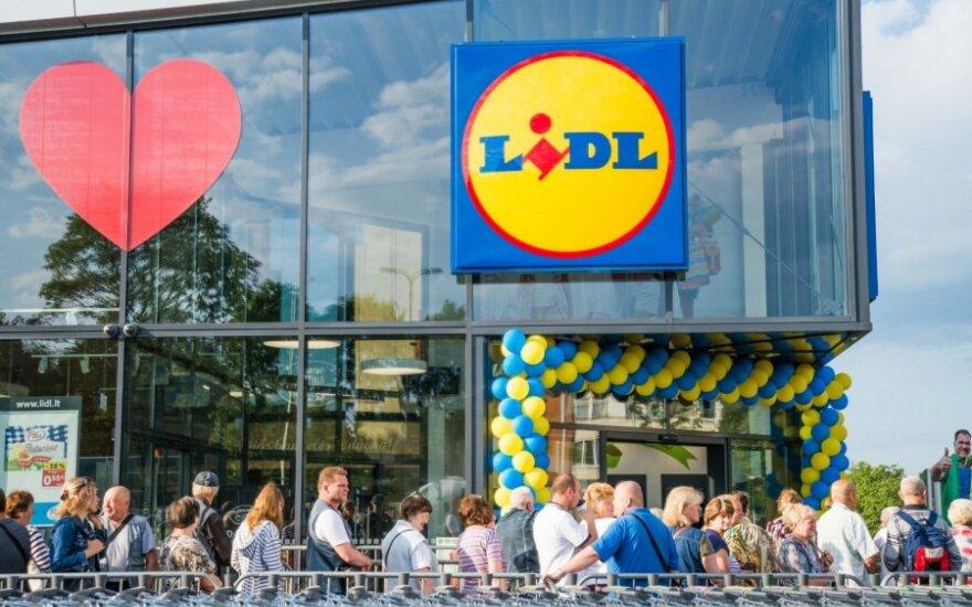 """Emigrantas palygino """"Lidl"""" ir kitas parduotuves: yra silpnų vietų"""