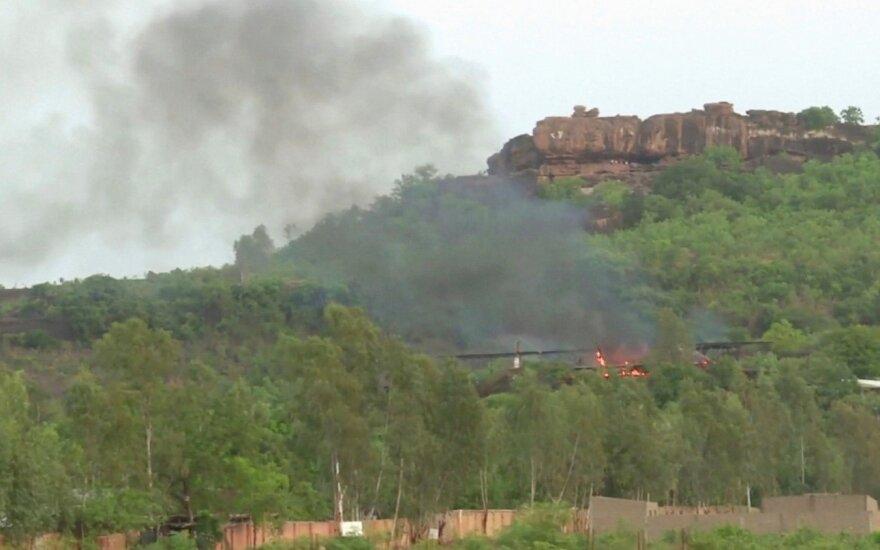 Teroro aktas Malyje pareikalavo aukų