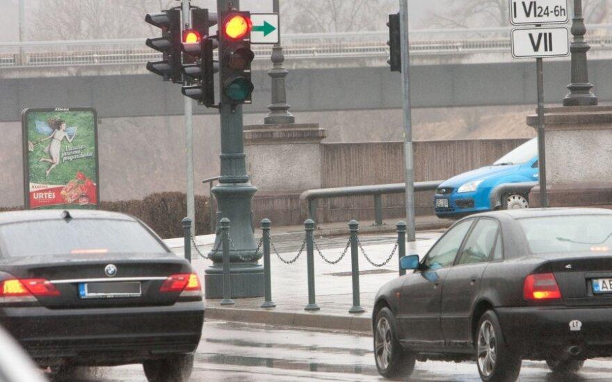 Perspėjimas vairuotojams: Vilniuje - matuokliai, kurie seka ne tik jūsų greitį