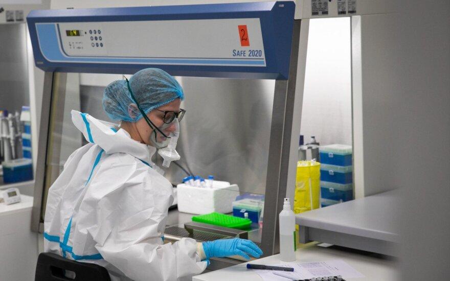 7 new coronavirus cases in Lithuania