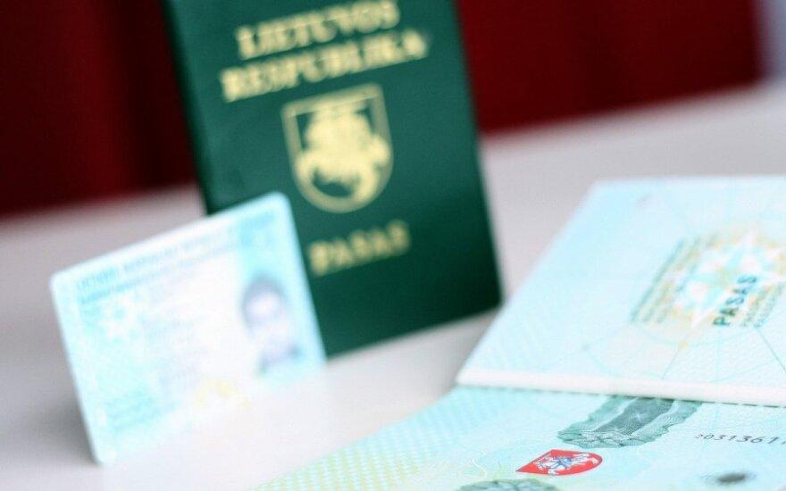 Lietuvoje – kas penktas susiduria su tapatybės vagystėmis