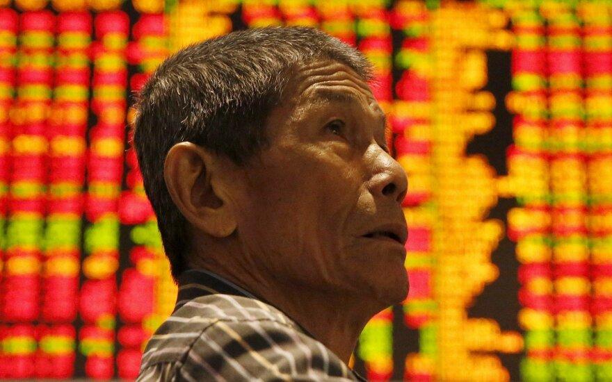 Penktadienio Azijos rinkų augimą skatina lūkesčiai dėl JAV